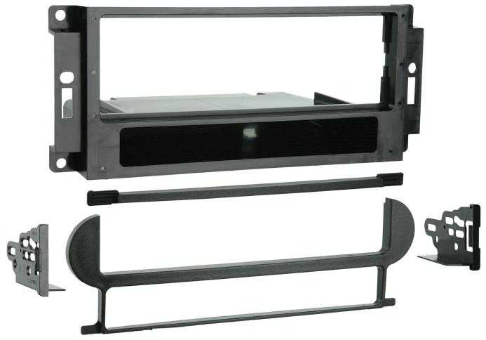metra 99 6507 2006 2007 dodge charger dash kit audio radio. Black Bedroom Furniture Sets. Home Design Ideas