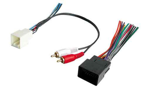 2000 Mustang Front Speaker Wire Colors