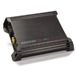 Kicker DX1000.1 1000 Watts RMS Mono Block DX Series Amp [11DX1000.1]