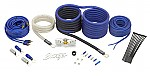 Stinger SK6641 Car Stereo 6000 Series 4 Gauge Power Wire Amp Install Kit & RCA Cables