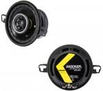 "Kicker Car Audio 43DSC3504 3.5"" DS Series 15W RMS 4 Ohm Coaxial Car Audio Speakers - New"