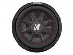 "Kicker Car Audio 43CWRT102 10"" CompRT Series Sub 400W RMS 2 Ohm DVC Car Subwoofer - New"
