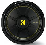 "Kicker CWS15 Car Audio CompC Subwoofer Single 4 Ohm 15"" Sub 44CWCS154 Brand New"