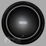 RE Audio SEXV2-12 12 Inch Cast Aluminum Basket Dual 4 Ohms 2-Stack Magnet Woofer