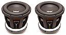 "(2) RE Audio XXX18 Car Stereo Dual 4 Ohm 8000 Watt Peak 18"" Sub Subwoofer Pair System"